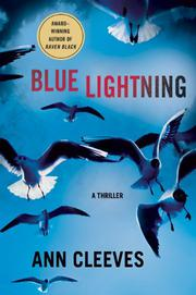 Cover art for BLUE LIGHTNING