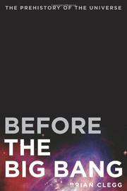 Book Cover for BEFORE THE BIG BANG