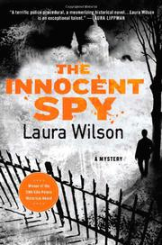 Cover art for THE INNOCENT SPY