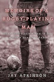 Cover art for MEMOIRS OF A RUGBY-PLAYING MAN