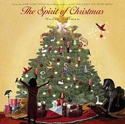 Book Cover for THE SPIRIT OF CHRISTMAS