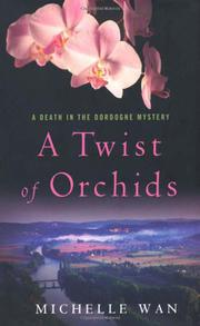 Cover art for A TWIST OF ORCHIDS