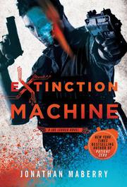 Cover art for EXTINCTION MACHINE