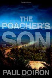 Cover art for THE POACHER'S SON