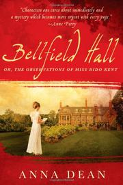 Book Cover for BELLFIELD HALL