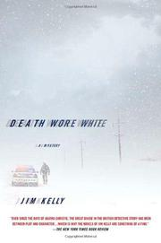Book Cover for DEATH WORE WHITE