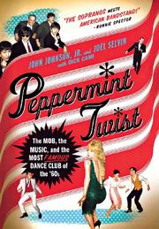 Book Cover for PEPPERMINT TWIST
