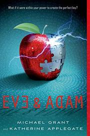 Book Cover for EVE & ADAM