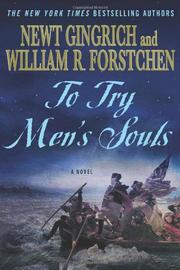 Book Cover for TO TRY MEN'S SOULS