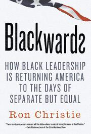 Cover art for BLACKWARDS
