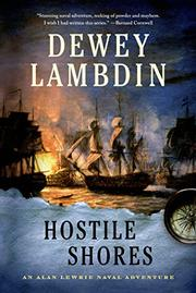 Book Cover for HOSTILE SHORES
