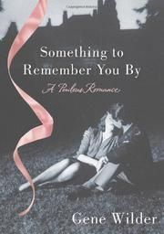 Cover art for SOMETHING TO REMEMBER YOU BY