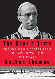 Cover art for THE POPE'S JEWS