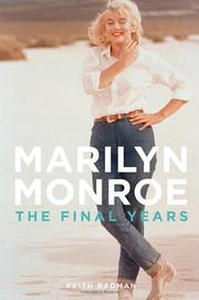 Cover art for MARILYN MONROE