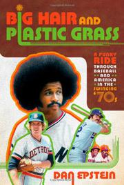 Book Cover for BIG HAIR AND PLASTIC GRASS