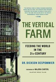 Book Cover for THE VERTICAL FARM