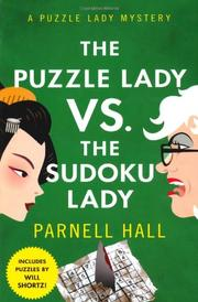 Cover art for THE PUZZLE LADY VS. THE SUDOKU LADY