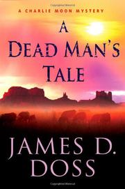 Book Cover for A DEAD MAN'S TALE