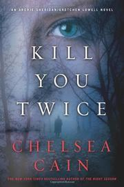 Book Cover for KILL YOU TWICE