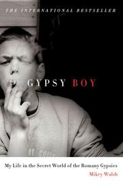 Cover art for GYPSY BOY