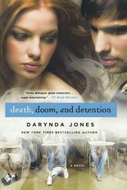 Cover art for DEATH, DOOM AND DETENTION