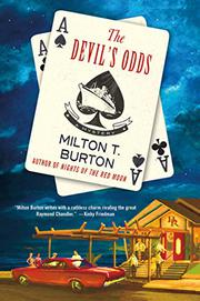Cover art for THE DEVIL'S ODDS