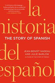 Cover art for THE STORY OF SPANISH