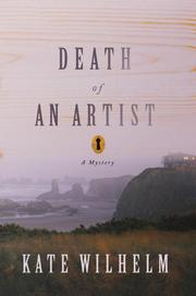 Cover art for DEATH OF AN ARTIST