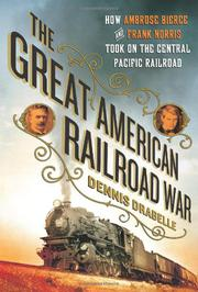 Book Cover for THE GREAT AMERICAN RAILROAD WAR