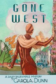 Book Cover for GONE WEST