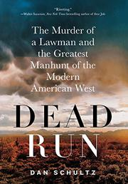 Book Cover for DEAD RUN