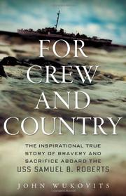 Cover art for FOR CREW AND COUNTRY