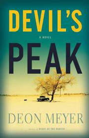 Cover art for DEVIL'S PEAK