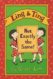 Book Cover for LING & TING