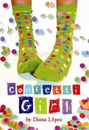 Book Cover for CONFETTI GIRL