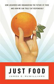 Book Cover for JUST FOOD