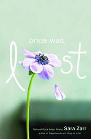 Book Cover for ONCE WAS LOST