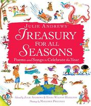Cover art for JULIE ANDREWS' TREASURY FOR ALL SEASONS