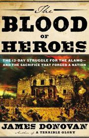 Cover art for THE BLOOD OF HEROES