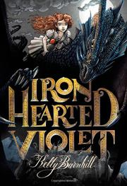 Book Cover for IRON HEARTED VIOLET