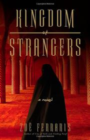 Cover art for KINGDOM OF STRANGERS