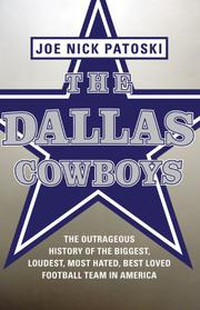 Book Cover for THE DALLAS COWBOYS