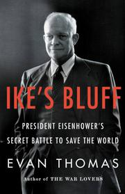 Book Cover for IKE'S BLUFF