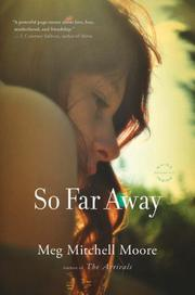 Cover art for SO FAR AWAY