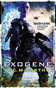Book Cover for EXOGENE
