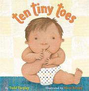 Book Cover for TEN TINY TOES