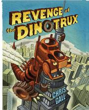 Cover art for REVENGE OF THE DINOTRUX