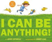 Cover art for I CAN BE ANYTHING!