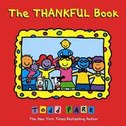 Cover art for THE THANKFUL BOOK
