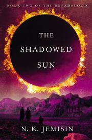 Book Cover for THE SHADOWED SUN